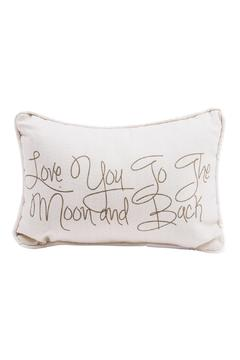 Eve & Nico Love You Cushion - Alternate List Image