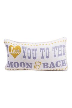 Shoptiques Product: Love You Cushion