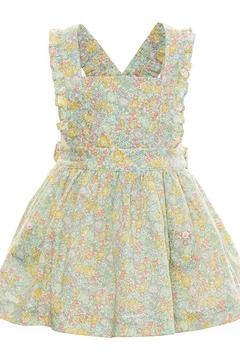 Shoptiques Product: Evelyn Apron Dress