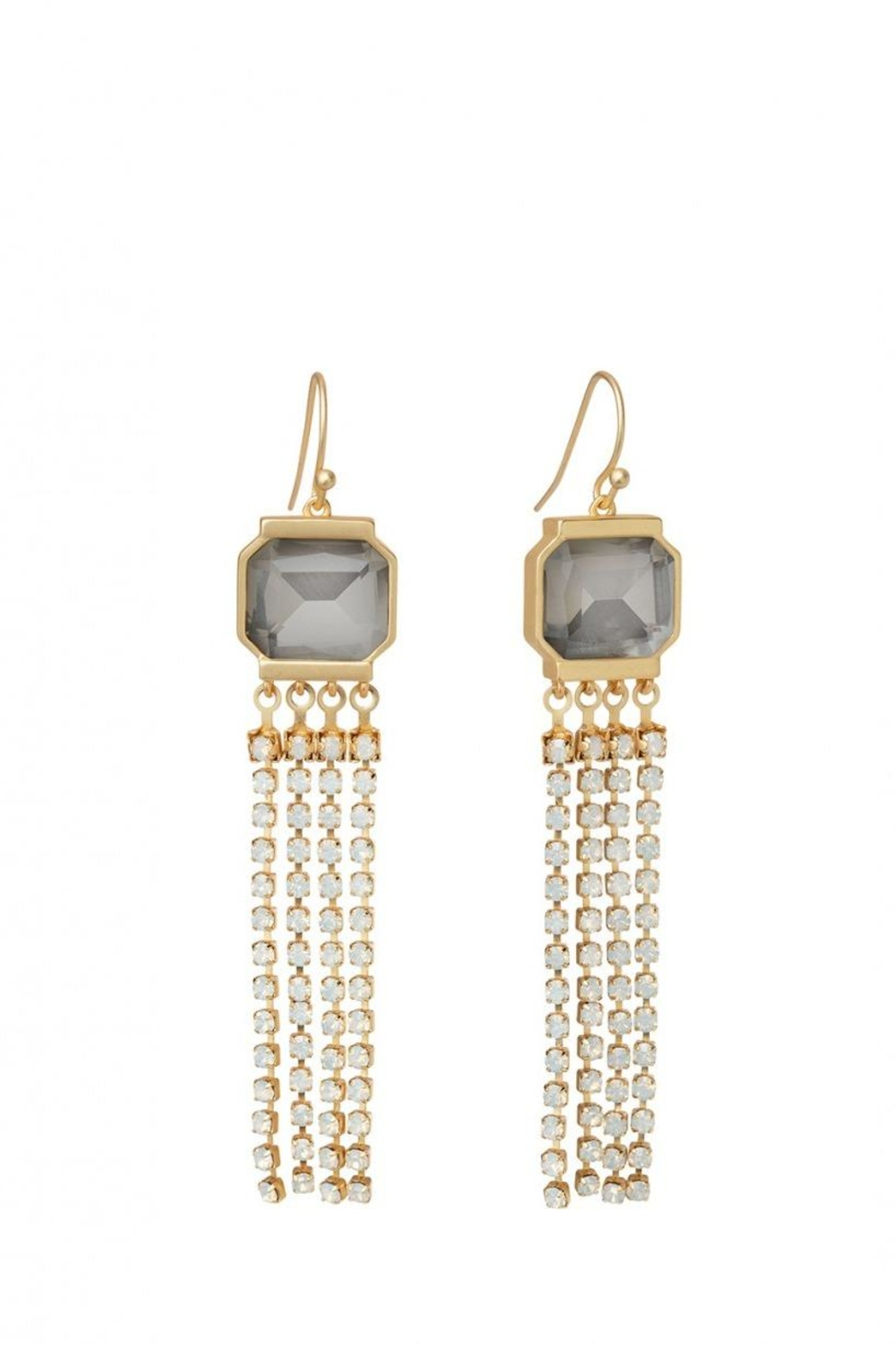 Spartina 449 Evening Swing Earrings - Front Cropped Image