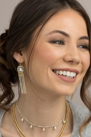 Spartina 449 Evening Swing Earrings - Front full body