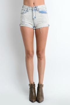 Shoptiques Product: Denim Mini Shorts
