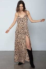 Stillwater Ever Thine Leopard Maxi Slip - Product Mini Image