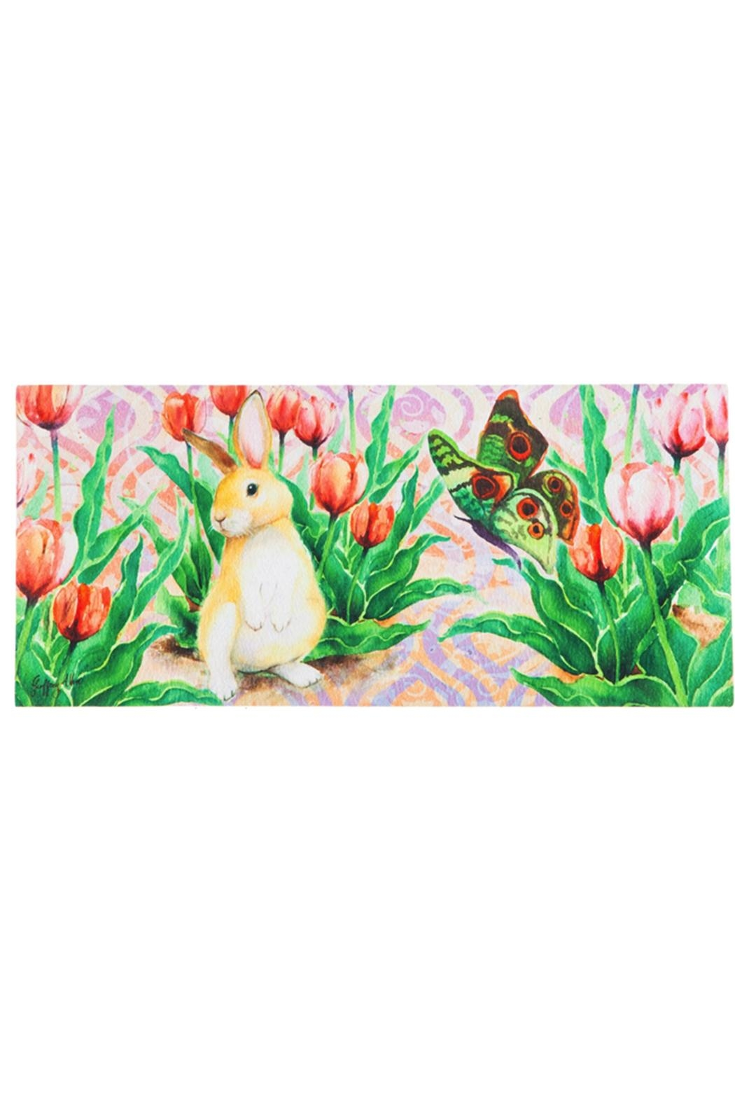Evergreen Enterprises Bunny Patch Mat - Main Image