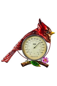 Evergreen Enterprises Cardinal Wall Thermometer - Alternate List Image