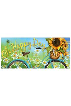 Evergreen Enterprises Happy Day Mat - Product List Image