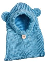 Evergreen Enterprises Hooded Bear Hat - Product Mini Image