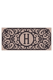 Evergreen Enterprises Monogram H Mat - Product Mini Image