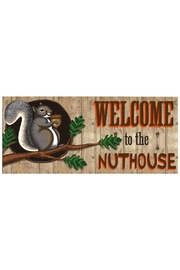 Evergreen Enterprises Nuthouse Switch Mat - Front cropped