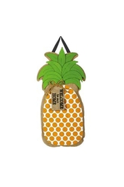Evergreen Enterprises Pineapple Door Decor - Product Mini Image