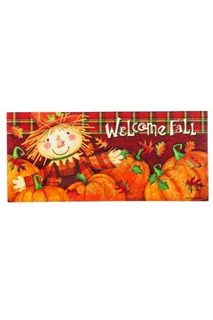 Evergreen Enterprises Scarecrow Switch Mat - Alternate List Image