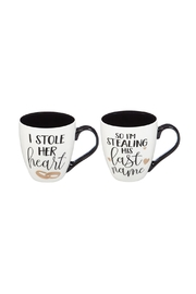 Evergreen Enterprises Wedding Mug Set - Product Mini Image
