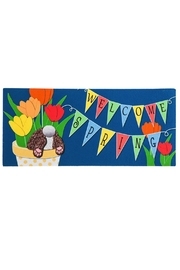 Evergreen Enterprises Welcome Spring Mat - Product Mini Image