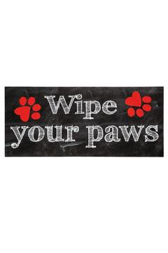 Evergreen Enterprises Wipe Your Paws Mat - Alternate List Image