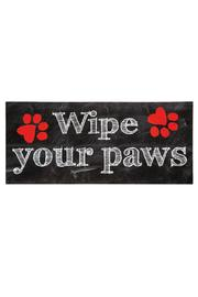 Evergreen Enterprises Wipe Your Paws Mat - Product Mini Image