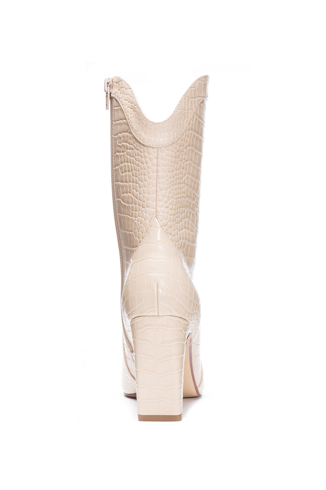 Chinese Laundry Everley Mid Calf Boot - Back Cropped Image