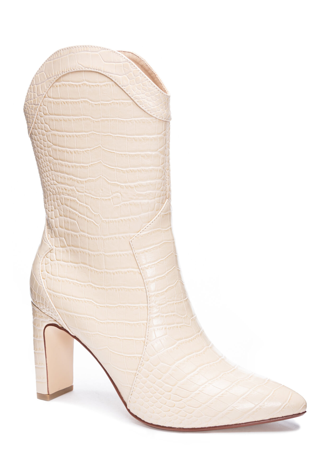 Chinese Laundry Everley Mid Calf Boot - Front Full Image