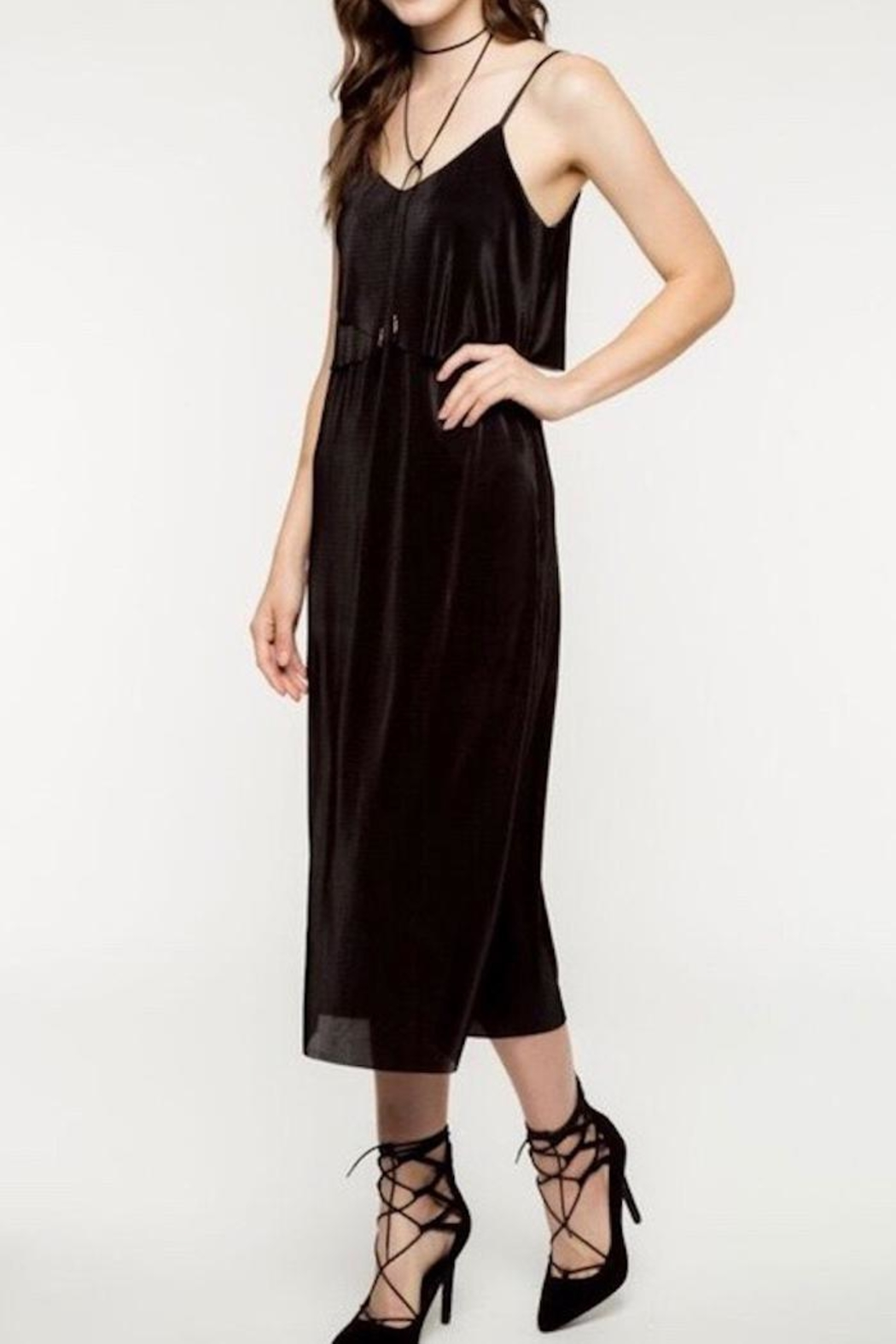 Everly Arden Dress - Side Cropped Image