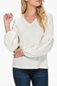 Shoptiques Product: Balloon Sleeve Top