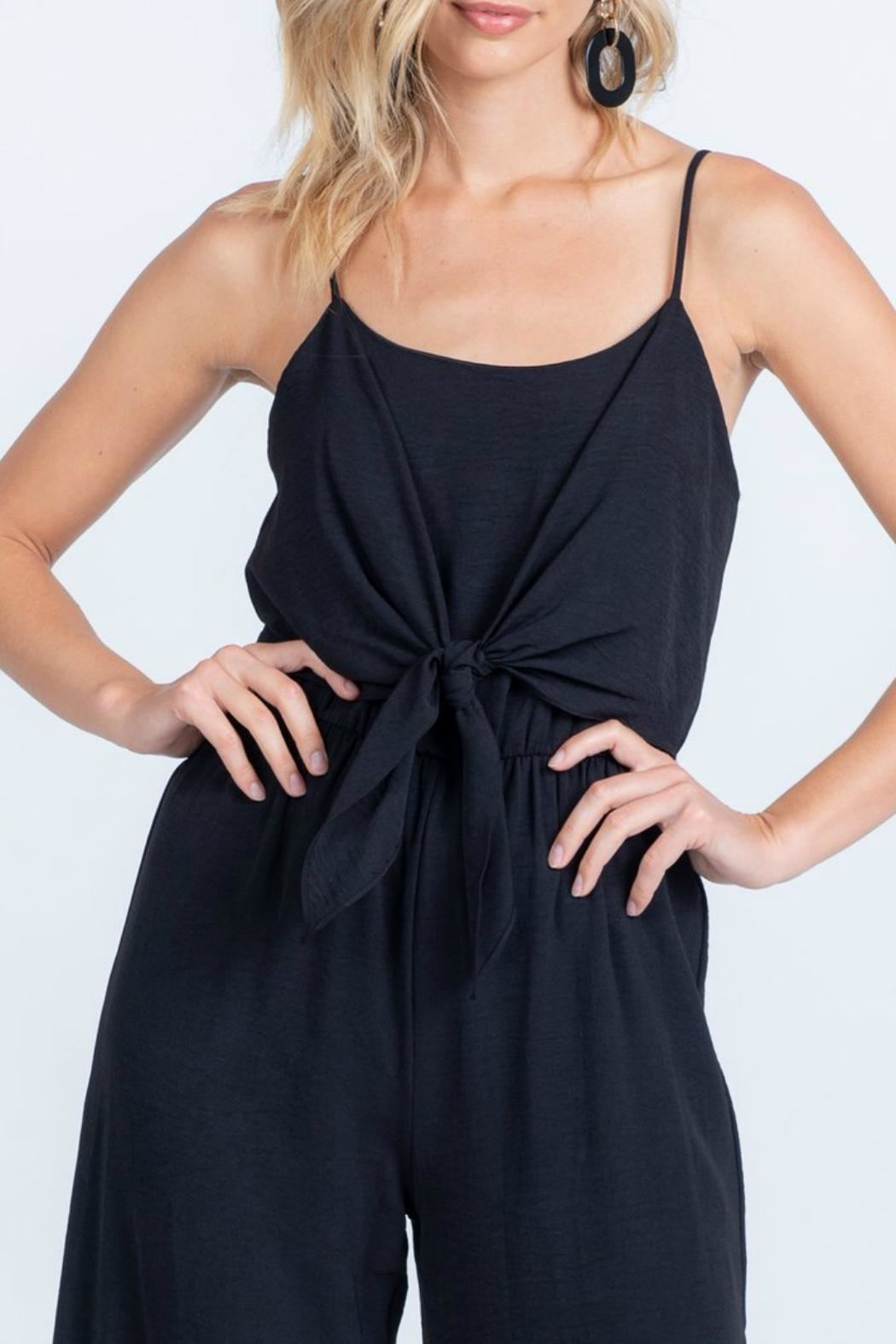 Everly Better-Than-Before Jumpsuit - Back Cropped Image