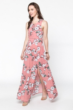 Shoptiques Product: Blushing Coral Maxi
