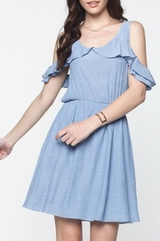 Everly Coastal Breeze Dress - Product Mini Image