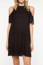 Everly Cold Shoulder Dress - Product Mini Image