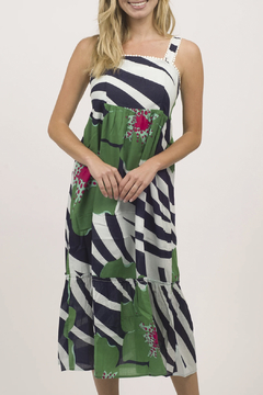 Jude Connally Everly Cotton Voile Dress - Product List Image