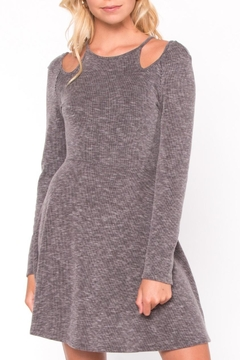 Everly Cutout Skater Dress - Product List Image
