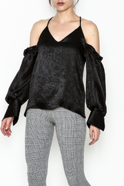 Everly Elvira Top - Front cropped