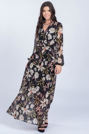 Everly Fall Floral Maxi - Product Mini Image