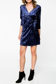 Everly Faux Wrap Dress - Alternate List Image