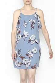 Everly Floral Cami Dress - Front cropped