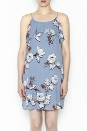 Everly Floral Cami Dress - Front full body