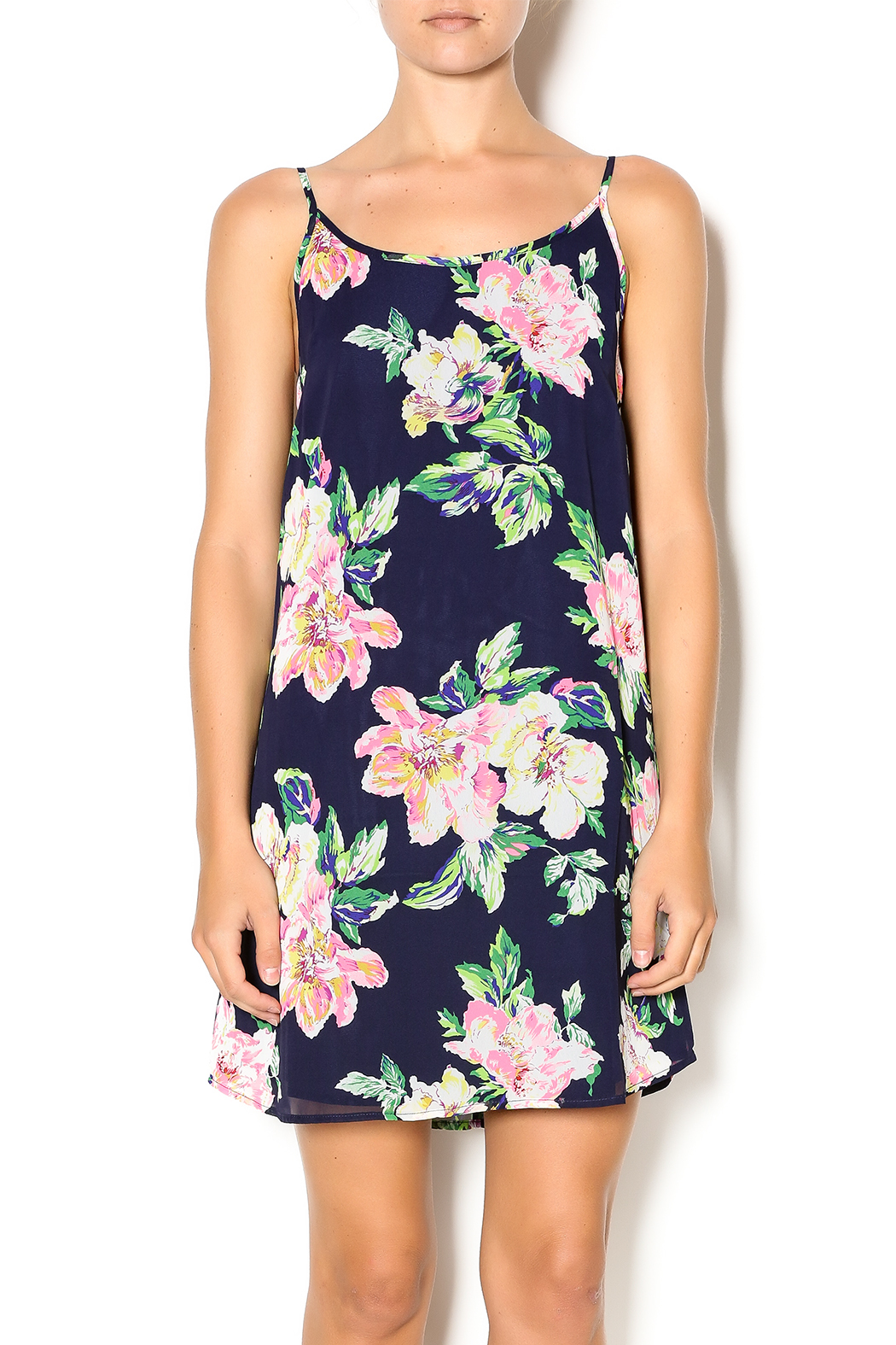 Everly Floral Dress - Main Image