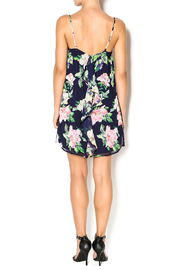 Everly Floral Dress - Side cropped