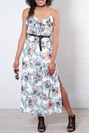 Everly Floral Maxi Dress - Product Mini Image