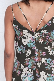 Everly Floral Midi Dress - Other