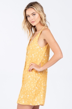Everly Front Button Dress - Alternate List Image