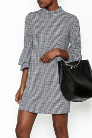 Everly Gingham Dress - Product Mini Image