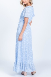 Everly Head In The Clouds-Dress - Back cropped