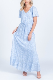 Everly Head In The Clouds-Dress - Front cropped