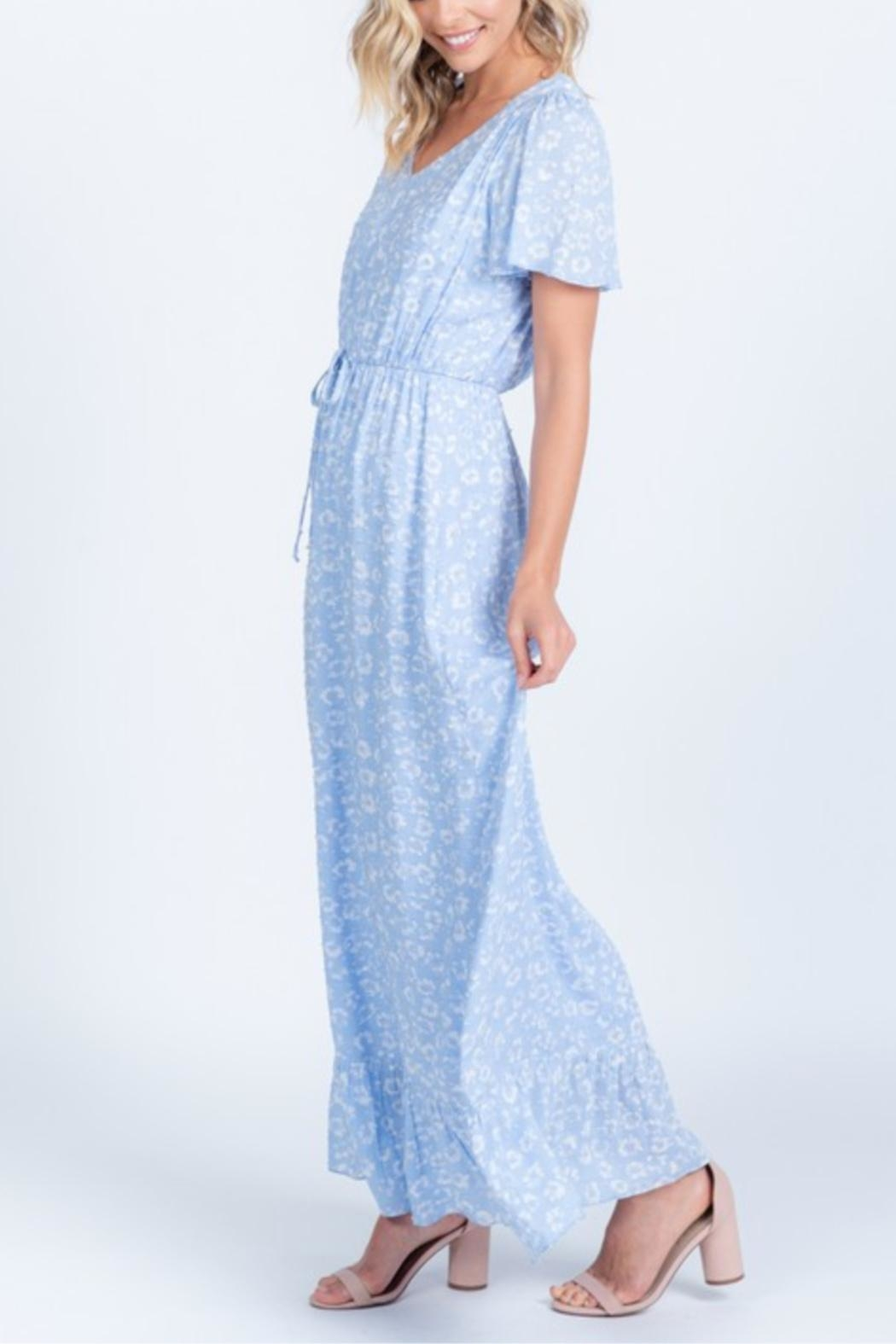Everly Head In The Clouds-Dress - Side Cropped Image