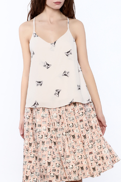 Shoptiques Product: Kitty Print Top