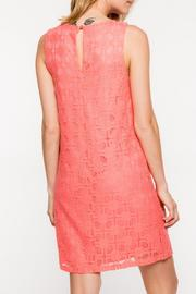 Everly Lace Shift Dress - Side cropped