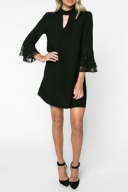 Everly Lace Trace Dress - Product Mini Image