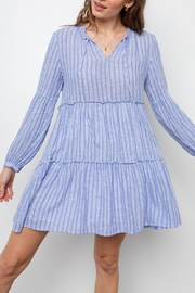 Rails Everly Ludlow Stripe - Front full body
