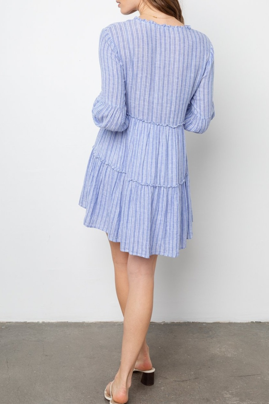 Rails Everly Ludlow Stripe - Back Cropped Image