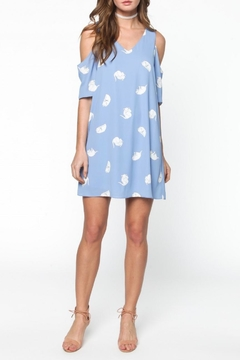 Everly Meow Shift Dress - Product List Image