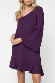 Everly One Shoulder Dress - Product Mini Image